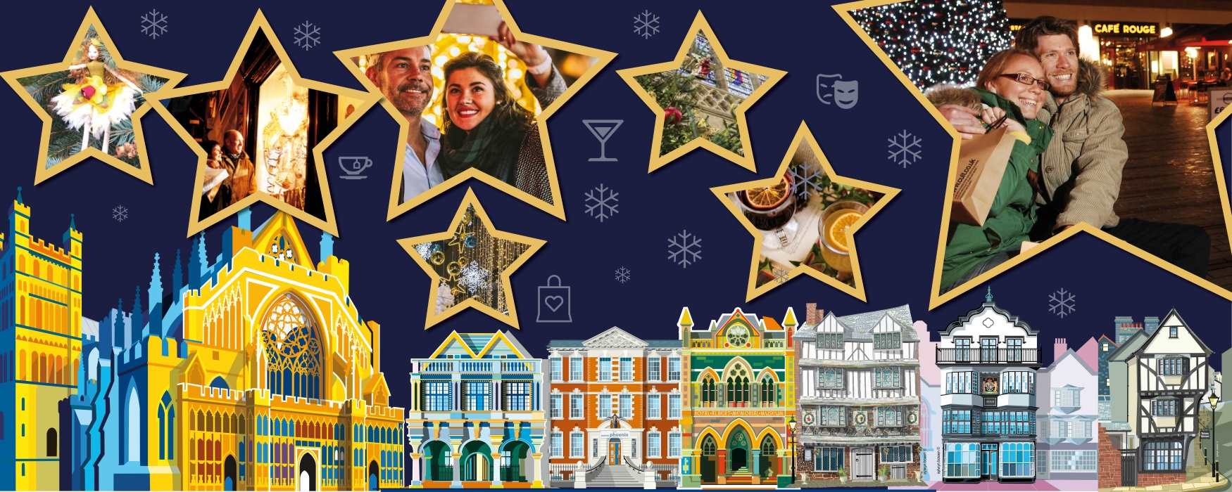 Exeter Virtual Christmas Market