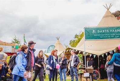 Festivals in Exeter