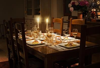 Exetercation: Come Dine With Me