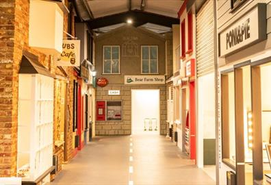 Explore Indoors in Exeter: Welcome back to Bear Town!