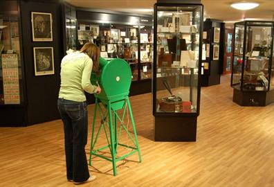 Explore Indoors in Exeter: Keeping you safe at the Bill Douglas Cinema Museum