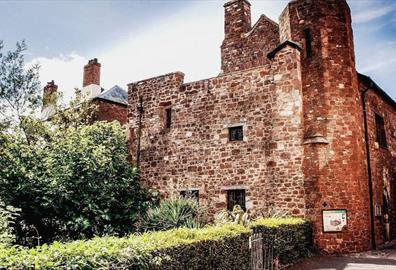 Explore Indoors in Exeter: St Nicholas Priory is 'Good to Go'!