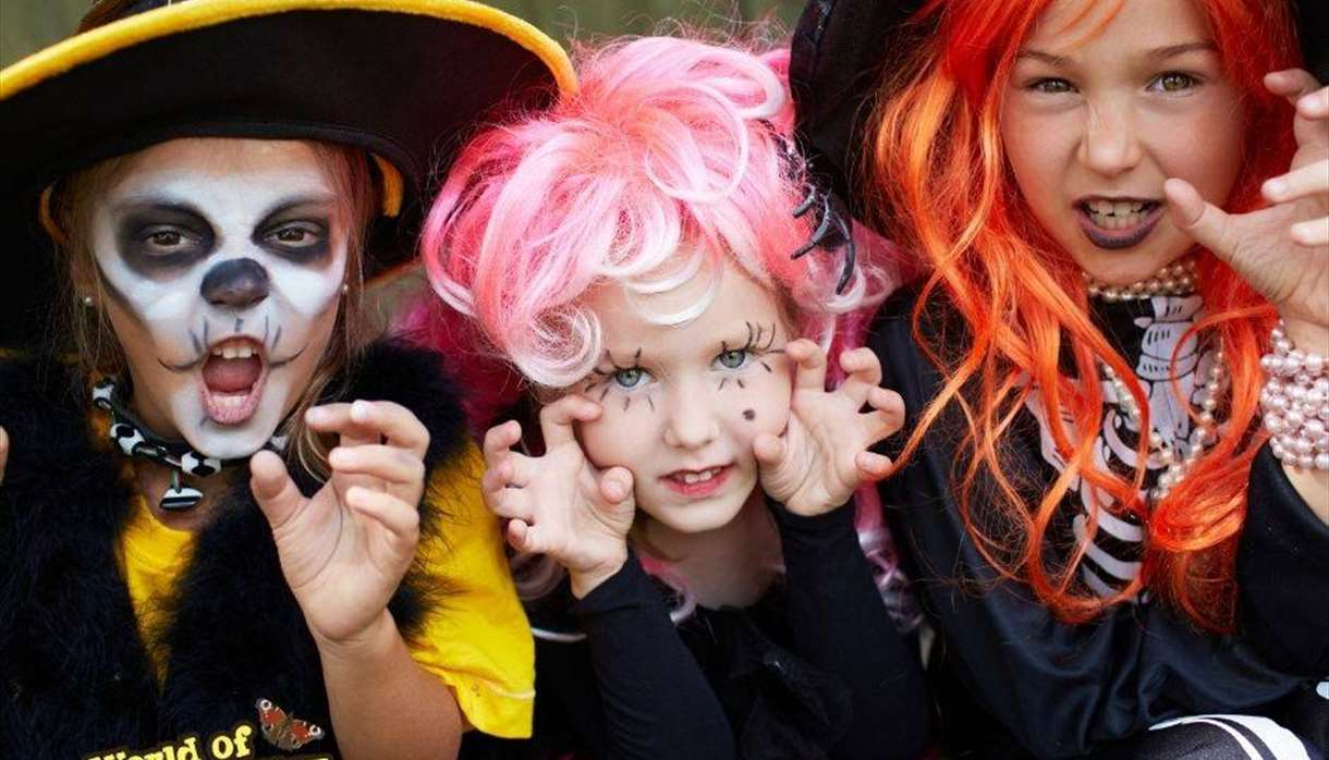Halloween Happenings at World of Country Life