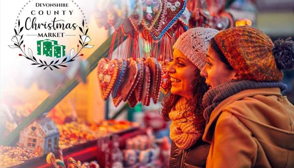 Devonshire County Christmas Market