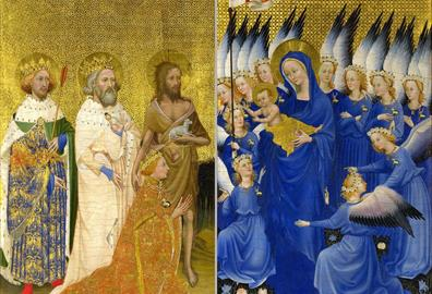 An Illustrated Talk on the Wilton Diptych