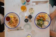 Meals at Rockfish