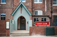 Exterior of Cosy Club