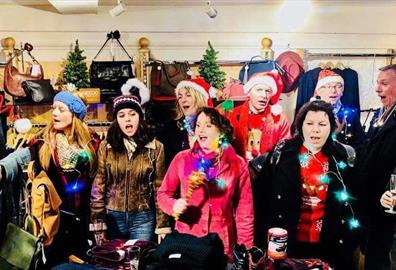 Topsham Late-Night Shopping Evening and Christmas Market