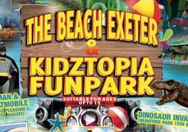 Kidztopia Beach Fun Fair