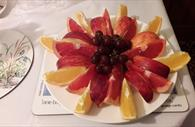 Fruit Plate at Courtbrook Farm