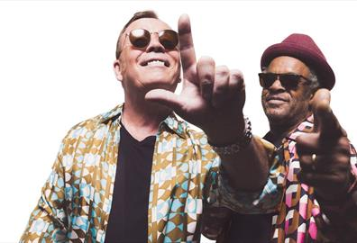 UB40 ft Ali Campbell and Astro