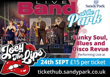 Joey the Lips Live at Sandy Park