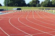 Exeter Arena Track