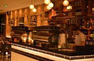 Artigiano bar area