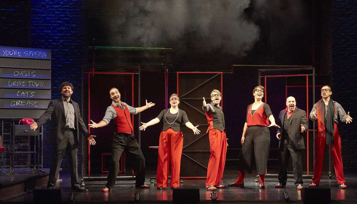 The Showstoppers: Improvised Musical