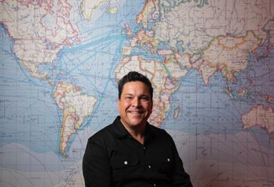 Dom Joly's Holiday Snaps: Travel and Comedy In The Danger Zone