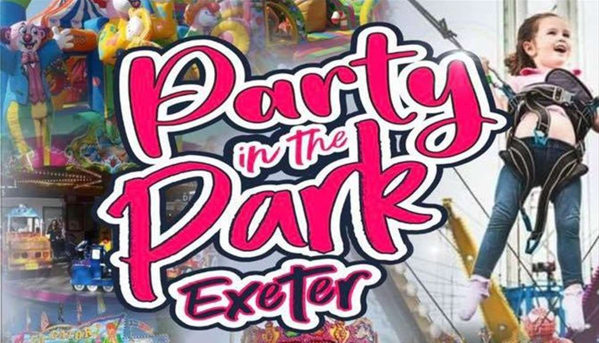Party in the Park Exeter