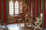 Bedroom in St Nicholas Priory