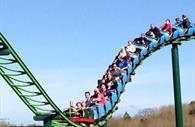 Big Sheep Family Rollercoaster