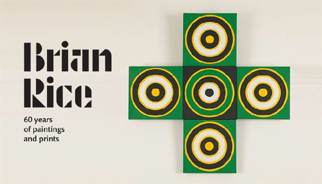 Brian Rice: 60 years of Paintings and Prints