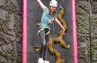 Clip n Climb fun