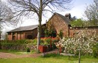 The Coach House Farm exterior