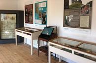 Courtenay Gallery at Powderham Castle