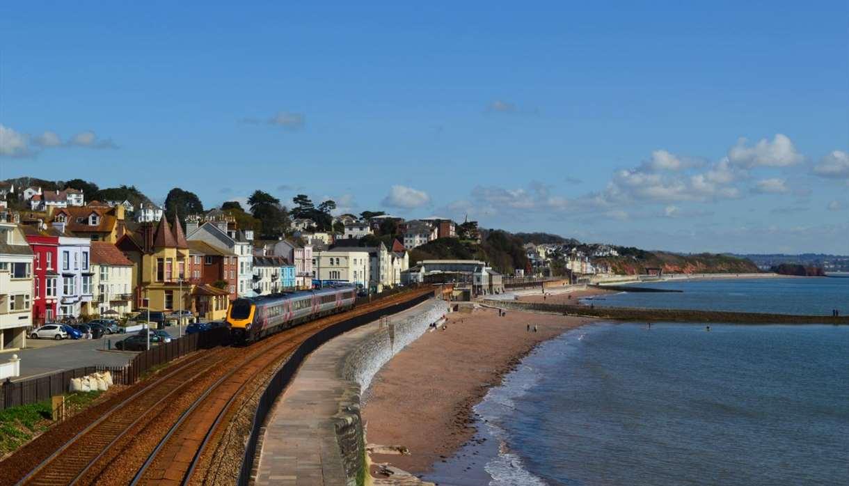 The Riviera Line - Dawlish