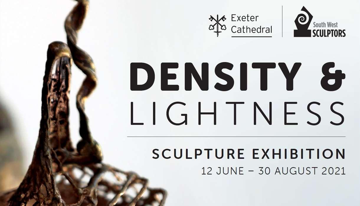 'Density & Lightness' exhibition from South West Sculptors
