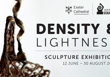 'Density & Lightness' exhibition from South West Sculptors