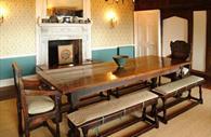 Fursdon House - interior