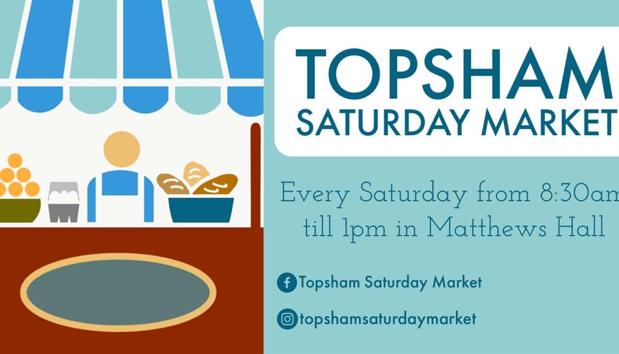 Topsham Saturday Market