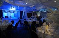 Wedding reception at EGCC