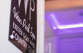 Wear Park Spa at Exeter Golf & Country Club