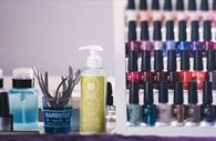 Nail products (Copyright Matt Austin)