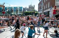 Events in Princesshay