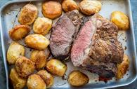 Steak and Potatoes (Copyright David Griffin)