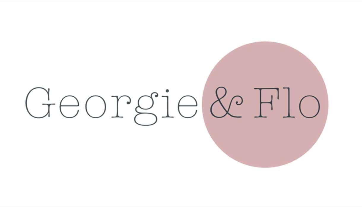 Georgie and Flo logo