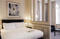 Junior Suite bed area