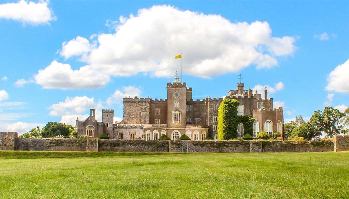 Powderham Castle exterior