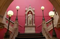 RAMM's staircase