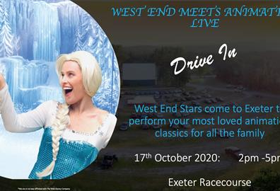 West End Meets Animation LIVE