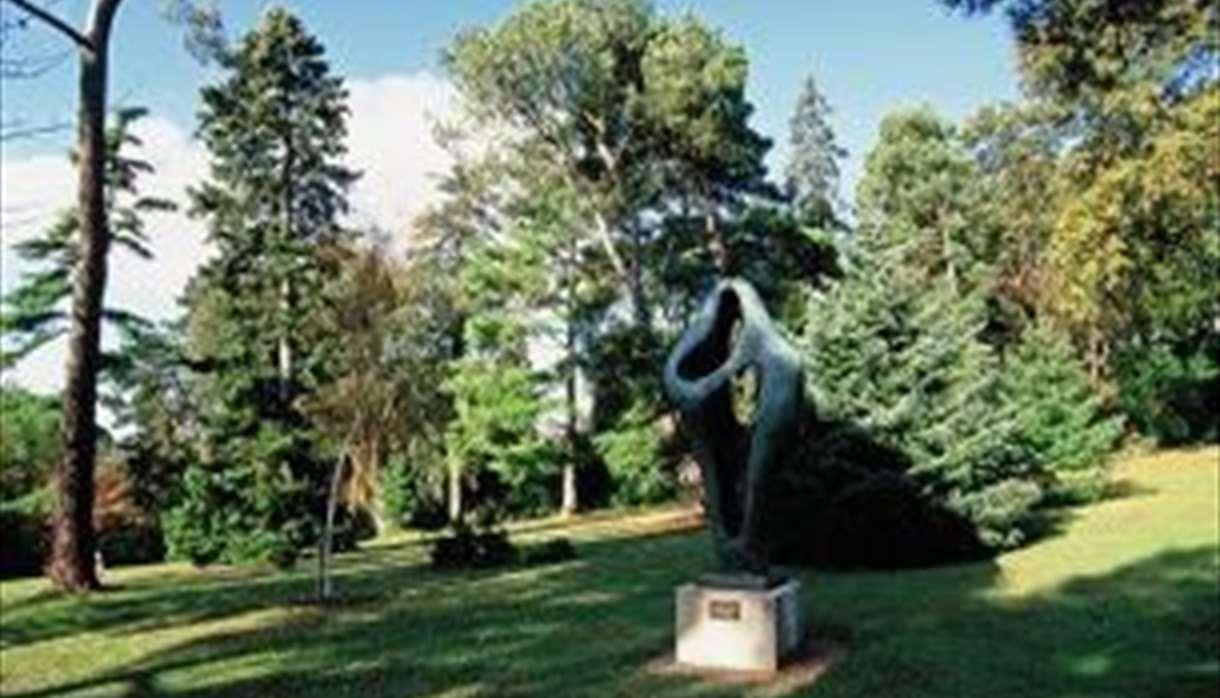 Exeter University Sculpture Walk