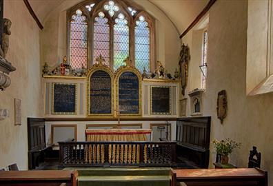 St Martin's Church Alter