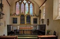 St Martin's Church Alter