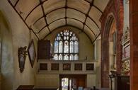St Martin's Church interior