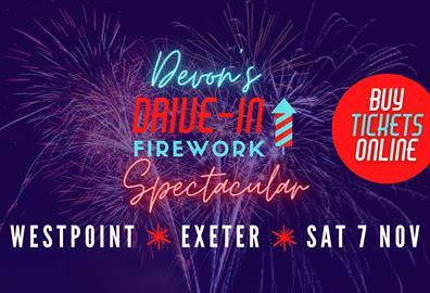 Devon's Drive-In Firework Spectacular