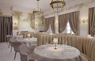 Lympstone Manor Hotel restaurant
