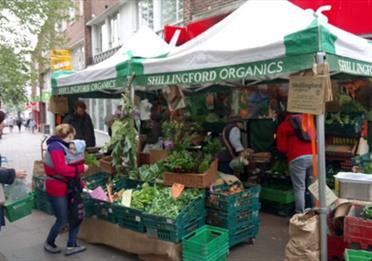 Exeter Farmer's Market