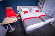 Twin room at Holiday Inn Express Exeter City Centre